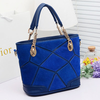 New Fashion Retro Leather Handbags Women's Bag Genuine Shoulder Bag Cowhide 2014 will Hot Sales