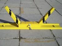 Thickening k parking lock parking lock auto lock gong wire super
