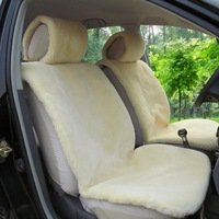 6 colors Winter australian wool car seat cushion volvo xc60 auto seat covers universal  free shipping