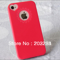 Elegant new fashion lovely apple skin color sweetheart cover iphone 4 4G 4S TH PK and wholesale free shipping
