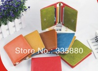 Promotion  wallet women's wallet men's wallet purse wholesale free shipping
