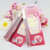 free shipping 10pcs Bq cup lipstick pen waterproof long lasting 2709