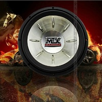 Free shipping MTX surging 10 inch | 12 inch woofer car audio modification subwoofer speakers