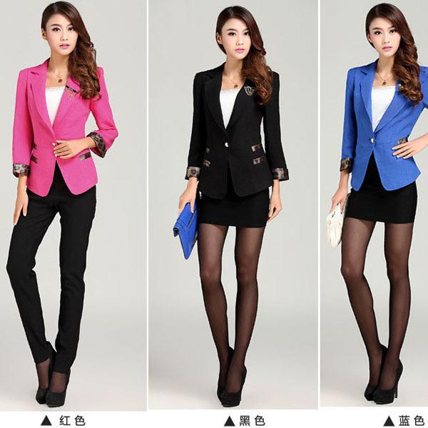 Business Casual Womens Blazer Women Blazers Business