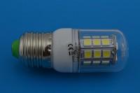 HotSale E27/E14/G9  5050 SMD 5W  LED Corn Bulb White / Warm White LED Lamp 85-265V  lighting