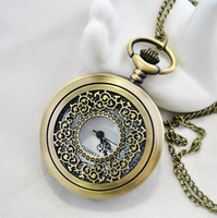 Royal vintage elegant Medium gualian table large all-match accounterment women's vintage pocket watch pocket watch  LP