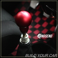 Universal Car shift gear knob/metal gear head/momo gear knob