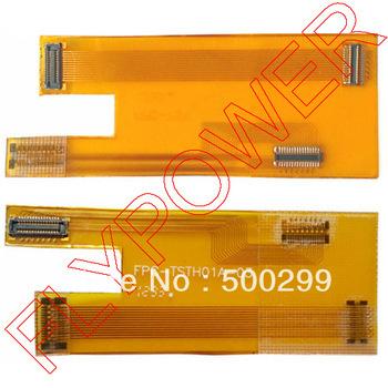 Для ipod touch 4 4-й ЖК и сенсорный экран тестирования гибкий кабель с бесплатной доставкой композитный кабель для ipod touch