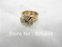 MIX COLOR stainless steel rings wholesale jewelry FREE SHIPPING by DHL