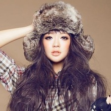 russian fur hat promotion