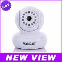 2014 JW0018 Wireless IRCut 32G TF MicroSD Card Slot Plug & Play Two-way Audio Security Surveillance Webcam Network IP Camera