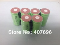 free shipping to Russian Federation 20pcs/lot     10C discharge rate 3500mAh   SubC   SC NiMH rechargeable cell with solder tags