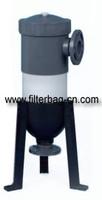 Plastic bag filter housing, 20m3/h
