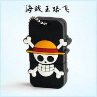 K-085 Wholesale Hot Cheap Enough Cartoon One Piece 4GB 8GB 16GB 32GB  USB 2.0 Flash Memory Stick Drive Thumb/Car/Pen Gift