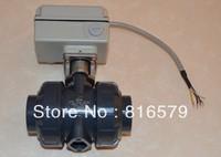 DIA 3/8,  Analog 4-20mA digital interface 485 electric regulating valve