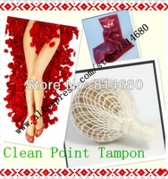 Hot selling beautiful life feminine hygiene tampon vaginal tampon clean point  drug free150pcs /lot with free shipping