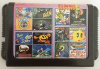 Sega cartridges genesis MD 16 bit game card multi game card----KE3001