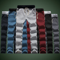 2013 New Men Casual Sports Pants/ Slim Fit Male Trousers/Loungewear and nightwear,Thick Thermal Pant