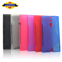 2013 New products for Nokia lumia 1520 Bendit S line tpu soft cover case for Nokia lumia 1520 Bendit