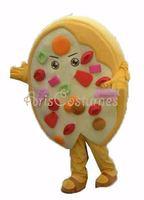 pizza mascot costume FOOD mascot customized advertising mascotte built up