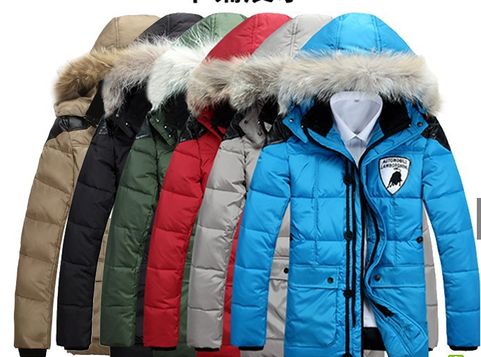Free Shipping China Men's Winter Outdoor Jacket Hooded Thickening Coat Man Warm Leisure Clothing(China (Mainland))