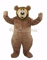 brown bear mascot costume adult costume party costumes customized mascot costumes  advertising mascot school mascot