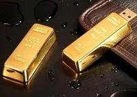 hot Gold Bars USB Flash Drive 1GB 2GB 4GB 8GB 16GB 32GB  Free Shipping