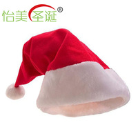 10 pcs/lot Christmas clothing christmas hat general non-woven christmas hats christmas supplies wholesale