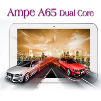 New!!! Ampe A65 Dual Core 6.5inch Tablet PC Android 4.2 Capacitive 800*480 Front Camera 0.3M 512G 8G