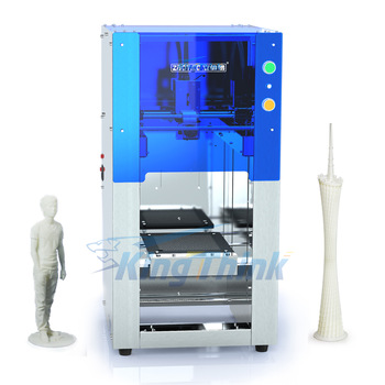 Industrial 3D Printer for Photo studio  Desktop Modern design Fashion Cube Patent approved Large Printing Area High precision