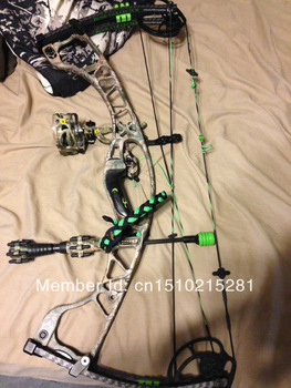 Hoyt S p y d e r Bone Collector 2013 Package **Like New**