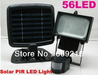 Solar PIR LED light  / solar outdoor lighting /solar LED light/ solar LED wall lamps