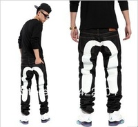 New!!! arrival heybig2013 primaries handsome white big tannin jeans male m ktz