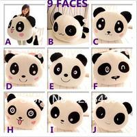 25cm,creative animal pillow ,huge stuffed animal big plush panda toy,birthday gift,kids toy, toys for girls,Free Shipping ,1pc