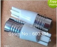 Free Ship 8V - 30V White LED car Lights Auto Signal Bulbs T10 Wedge W5W 168 194 1PC high power 5W OSRAM 3535 truck 200pcs/lot