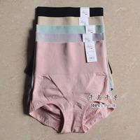 2 corselets abdomen panties drawing high waist abdomen drawing butt-lifting postpartum abdomen body shaping panties solid color
