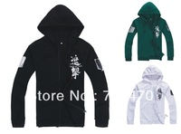 Attack on Titan Scouting Legion Hoodie Hoody Cosplay Costume Clothes Halloween Christmas