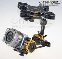 3 Axis Gimbal 4108 Brushless Motor BaseCam SimpleBGC 32-bit/ 8bit Controller for Sony NEX ILDC 5N Camera