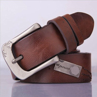 2013 People Of Fashion Leather Automatic Belt Buckle/Men Fashion Belts / 15 Kinds Of Style