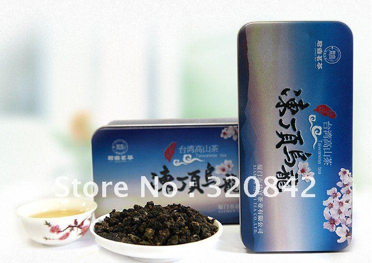 Free shipping 12PCS Top grade taiwan oolong tea new Chinese wulong tea organic natural taiwan high