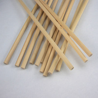 DIY Dutch wooden round sticks round 4 * 200MM/ 4 * 300MM/ 4 * 400   20pcs/lot  free  shipping