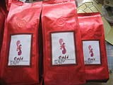 Arabica coffee S S Cafe Signature indonesia mandlting coffee bean roasted1lb Fresh roasted body herb earthy