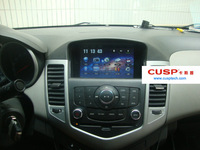 "CS-G012 7"" Chevrolet Cruze Car DVD for Chevrolet Cruze LACETTI II with GPS Can-Bus Analog TV Radio RDS Bluetooth USB iPod"