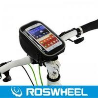 texture series bicycle handlebar bag touchscreen phone package ROSWHEEL Music Hyun