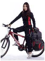 Bicycle Bag Mountain Bike Packsack Road cycling bag multifunction bag with rain cover outdoor bag