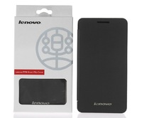 Free Shipping 100% Original Lenovo P780 Leather Case with Retail box  In Stock Lenovo P780 Case Gift Screen Protector