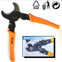 free shipping cable cutters,cable nippers , wire cutter plier,high quality 808-330A