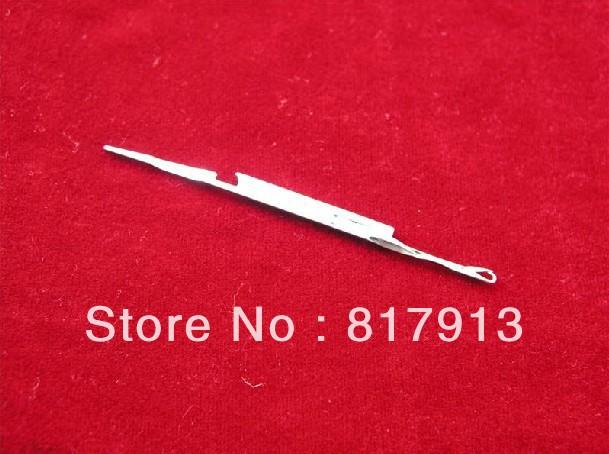 factory supply computer flat knitting needle 100pcs per bag(China (Mainland))