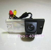 CAR REAR VIEW REVERSE BACK COLOR CMOS/WATERPROOF/NIGHT VISION/WITH REFERENCE LINE CAMERA FOR KIA SPORTAGE/SORENTO Mirror Image