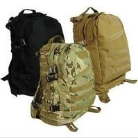 Tactical  double-shoulder mountaineering bag travel bag  outdoor ride 3d bag   gismo cartoon bag